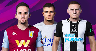 PES 2020 Facepack Premier League V1 by Rachmad ABs