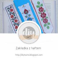http://diytozts.blogspot.com/2019/07/haft-haftowana-zakadka.html#more