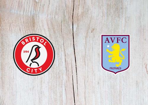 Bristol City vs Aston Villa -Highlights 24 September 2020