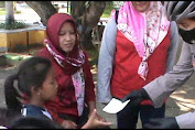 Polres Lamongan Sosialisasikan New Normal Sejumlah Warkop