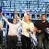 El FA festejó su aniversario con mensajes de los cuatro precandidatos