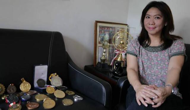 Ratu Bulutangkis Ini Jadi Teladan Pemain China