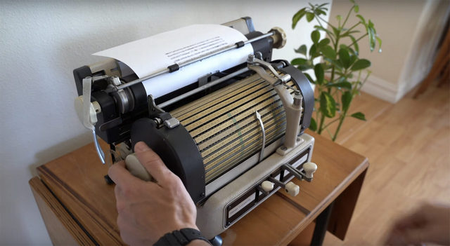 chinese typewriter, Japanese Typewriter