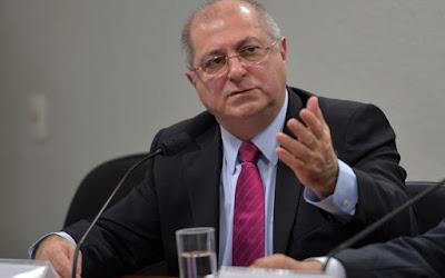 Ex-ministro Paulo Bernardo é preso pela Polícia Federal na Lava Jato
