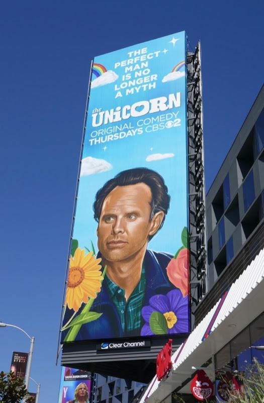 Unicorn series launch billboard