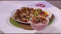طريقة عمل دجاج على طريقة هاواي - فراولة بالزبادي و الكريمة مع نورا السادات في عمايل إيديا   9-6-2017