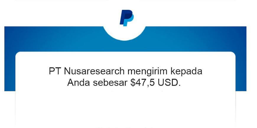 (Terbukti)Cara Saya Hasilkan 100-200 Ribu Per Hari Cuma Jawab Survey Nusaresearch Terbukti Membayar