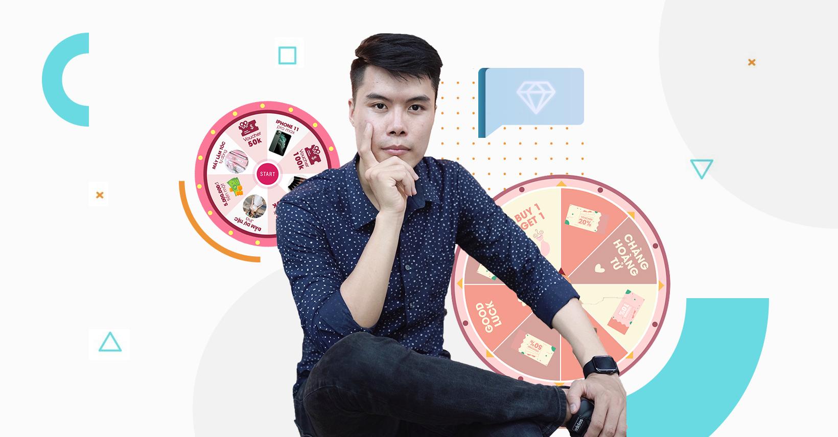 Khóa học hướng dẫn Chatbot Gamification Master - Ứng dụng hệ thống tích hợp Chatbot & Gamification để tăng trưởng X2, X3 doanh số