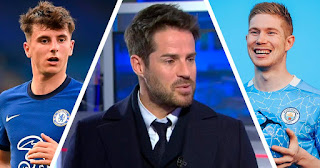 Jamie Redknapp believe Chelsea star Mason Mount will become England's Kevin De Bruyne