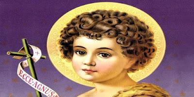 imagem de São João Batista
