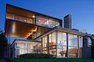 Rumah Minimalis Kontemporer