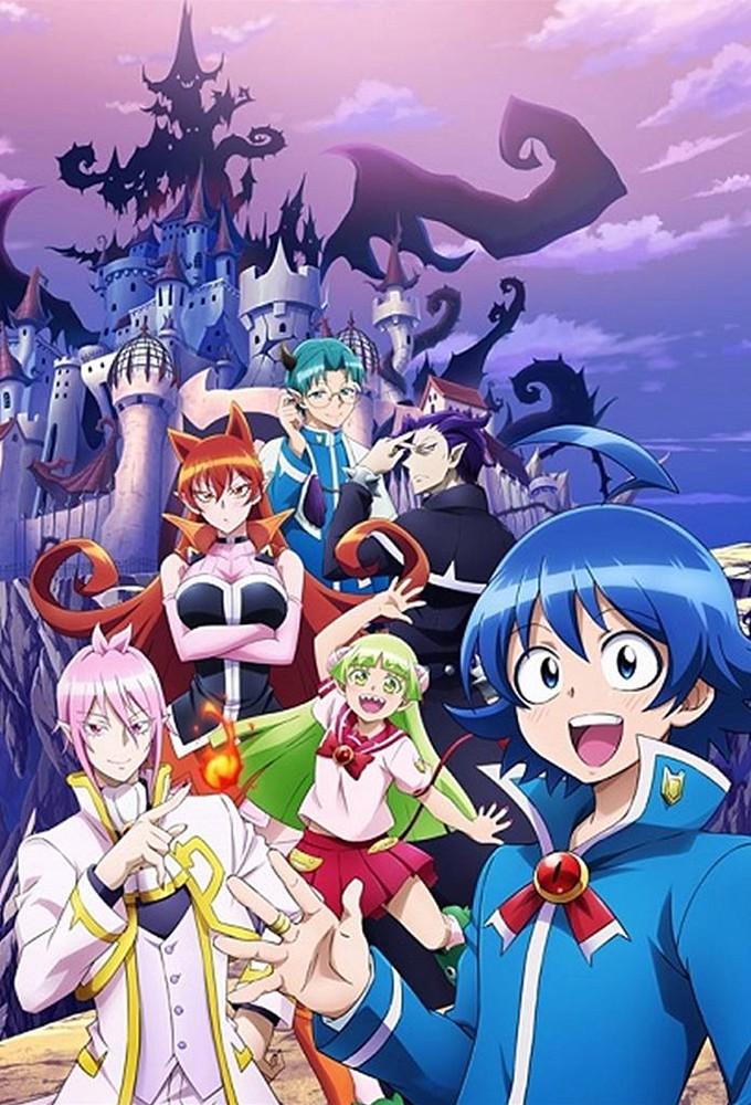 Anime , HD , 720p, 魔入りました!入間くん , 2019 , Welcome to Demon School! Iruma-kun , Comedy, Demons, Supernatural, Fantasy, School, Shounen