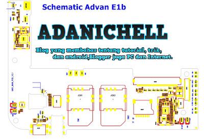 Schematic Advan E1b