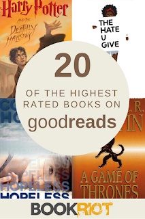 highest rated books on goodreads