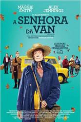 A Senhora da Van – Dublado