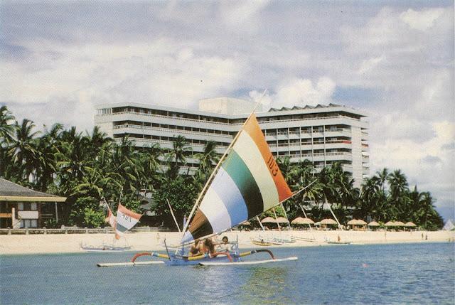 Hotel Inna Grand Bali Beach, Sebelum Kebakaran 1985