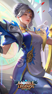 Lunox Cosmic Harmony Heroes Mage of Skins V2