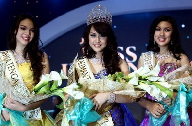 Pemenang Miss Indonesia 2013