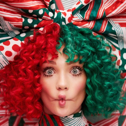 Stream Sia's New Album 'Everyday Is Christmas'