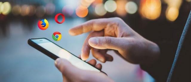 Browser Terbaik Untuk PC dan Andriod