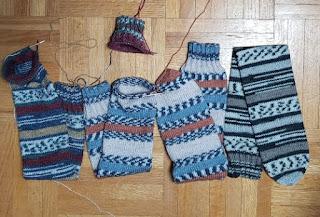 Socks Dec 13