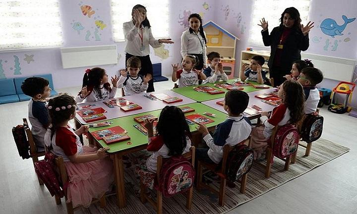 التسجيل في المدارس التركية | اين تسجل طفلك ومتى ؟ رياض الاطفال ام المدارس الابتدائية ؟