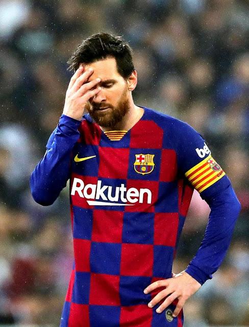برشلونة يحاول إطفاء غضب ميسي