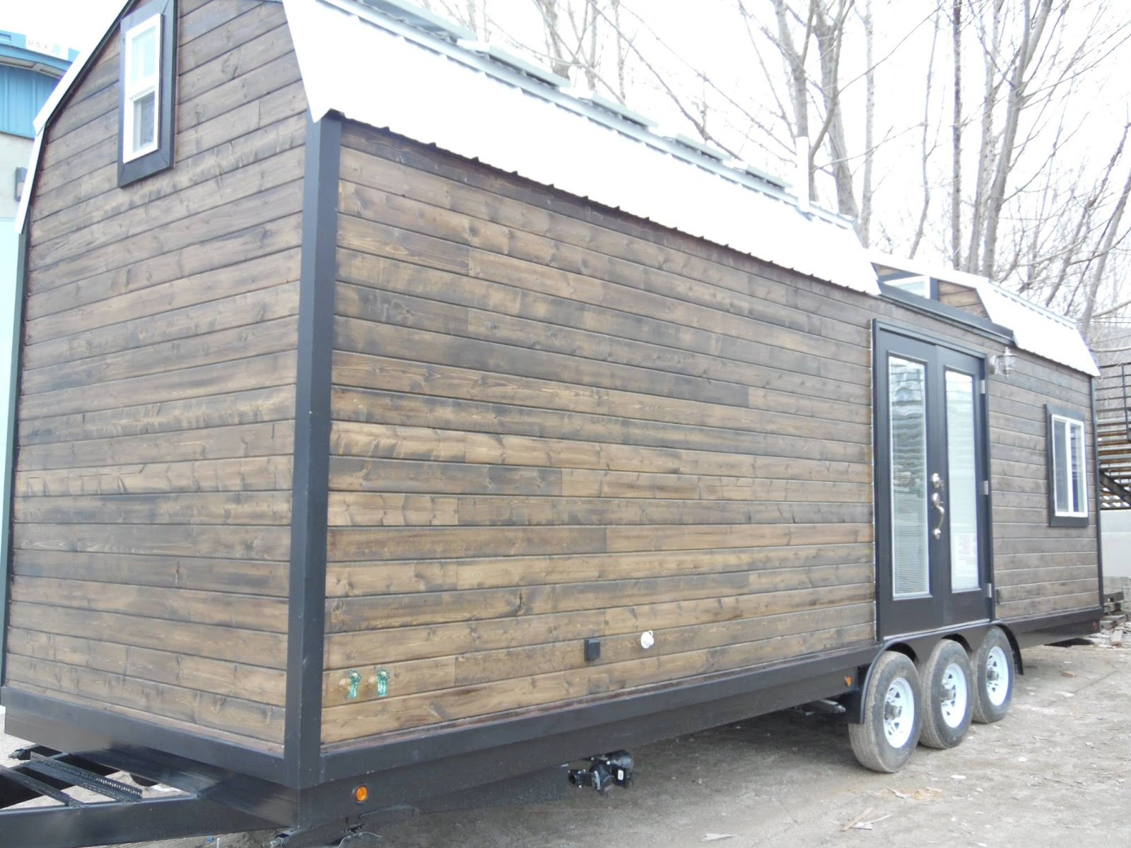 barn style tiny house from upper valley tiny homes tiny house town an error occurred