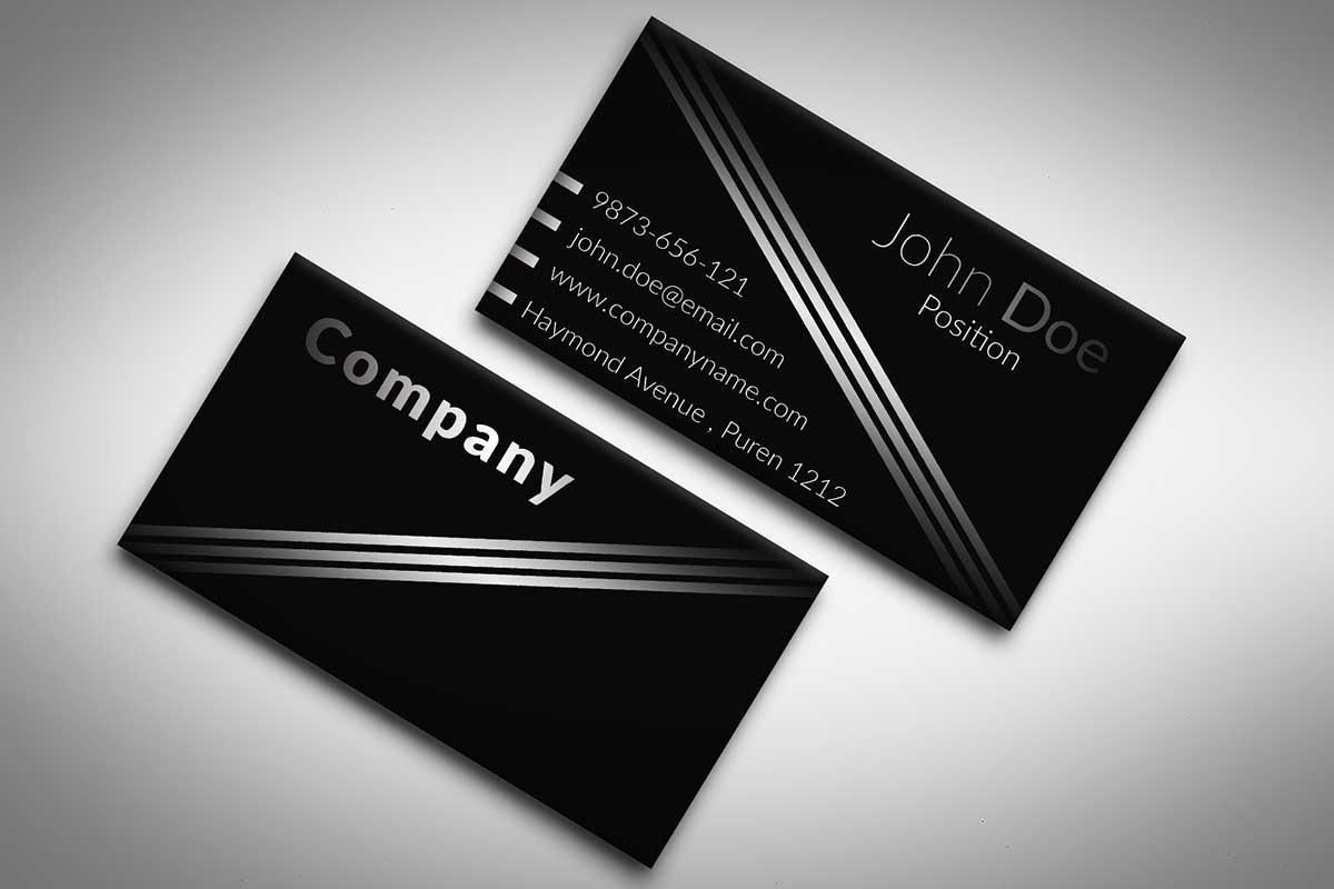 Elegant Business Cards - Business Card Tips