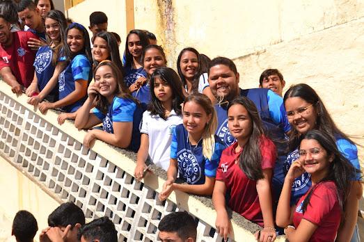 Imagens da Caminhada Histórica pra comemorar os 90 anos da Escola ...