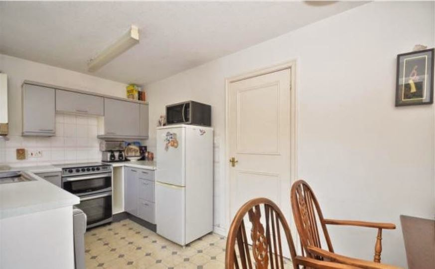 tangmere buy to let property kitchen