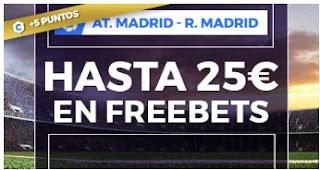 Paston promo Atletico vs Real Madrid 7-3-2021