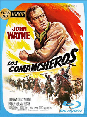 Los comancheros (1961)HD[1080P]latino[GoogleDrive] DizonHD