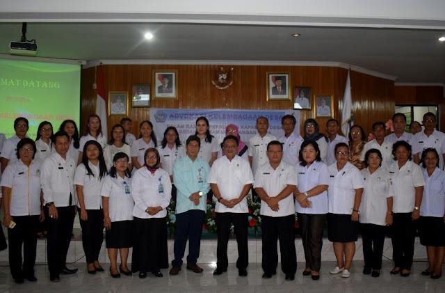Mantiri Buka Sosialisasi Gerakan Keamanan Pangan Desa