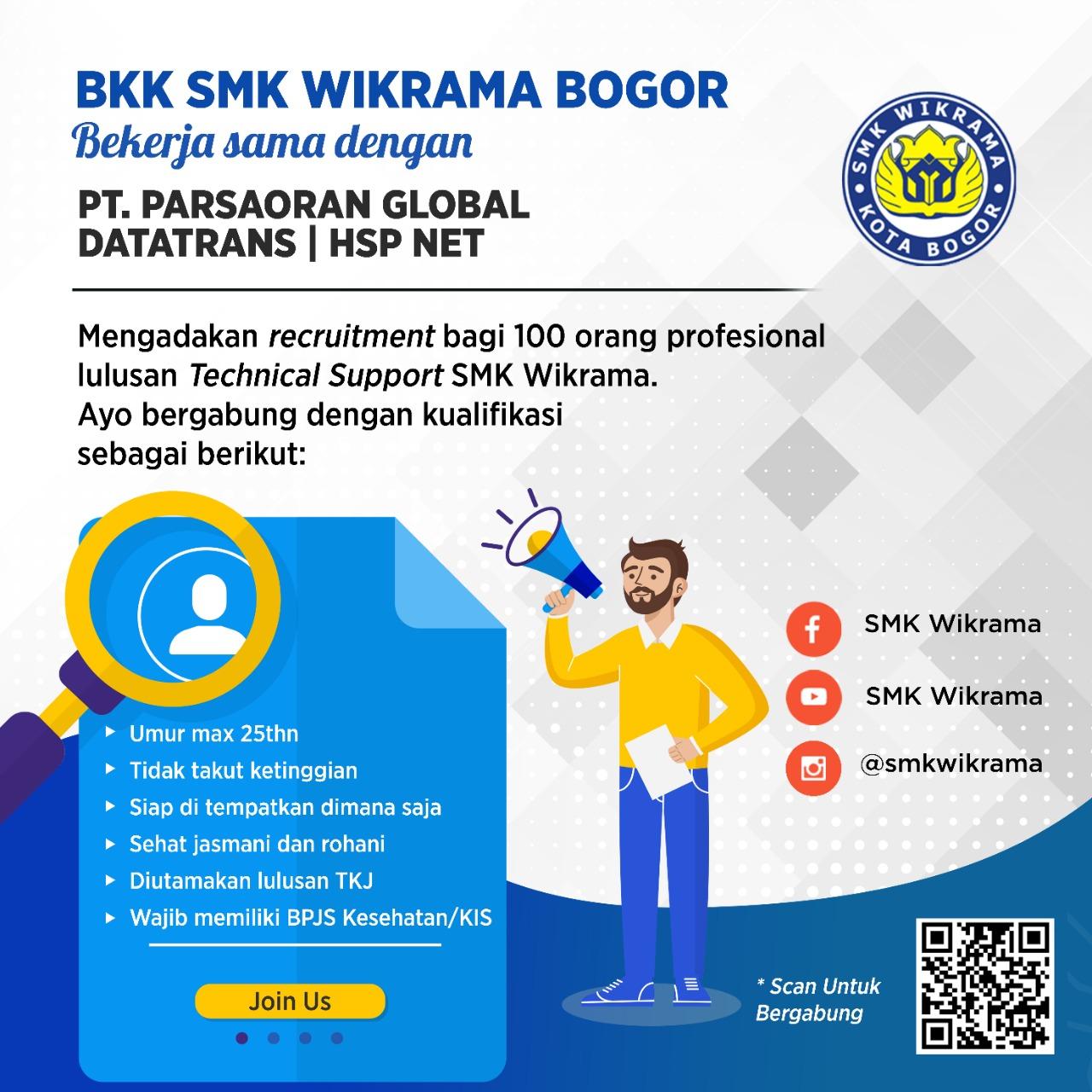 Smk Wikrama Bogor