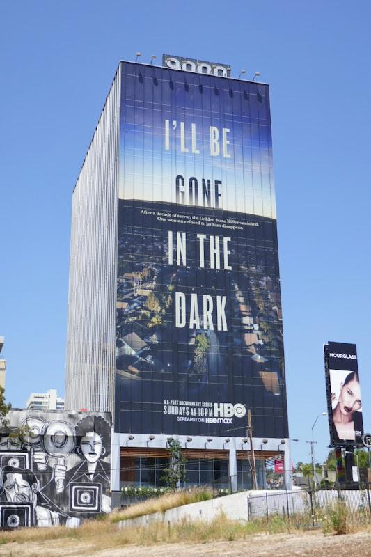 Ill Be Gone in the Dark HBO billboard