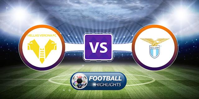 Hellas Verona vs Lazio – Highlights
