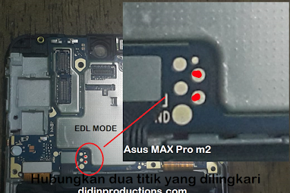 Cara Masuk Mode Edl 9008 Asus Max Pro M2