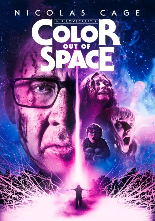 Color Out Of Space 2019 BRRip 720p Hindi-English