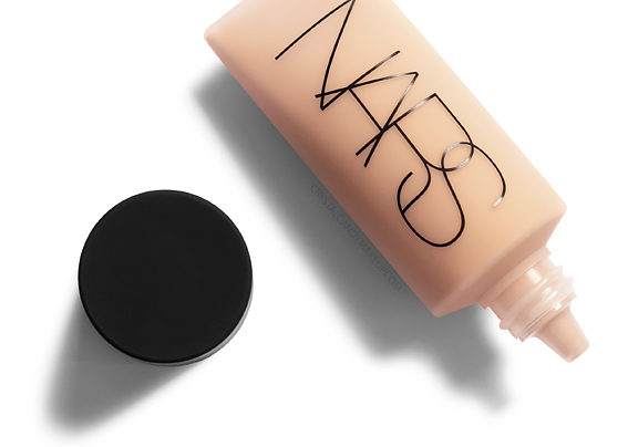 NARS Soft Matte Complete Foundation Review Photos Packaging