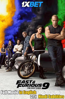 Download Fast & Furious 9 (2021) Movie 480p HDRip 400MB