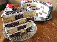 Apa Perbedaan Sponge Cake dan Chiffon Cake