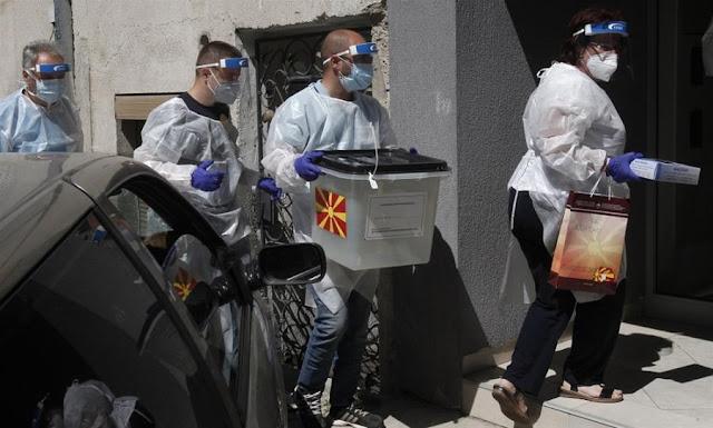 Σκόπια: Σήμερα οι βουλευτικές εκλογές