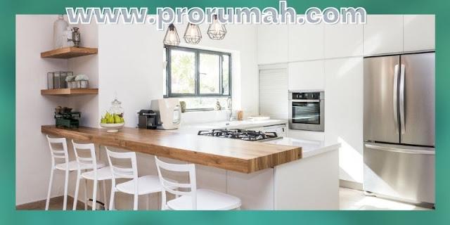 Tips Dekorasi Dapur Minimalis - membuat kohesi