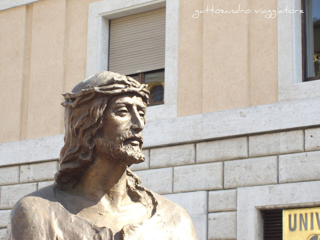 Via Crucis in Bronzo