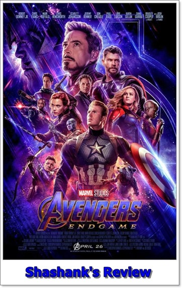 Avengers Endgame Review in Hindi