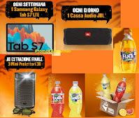 """Concorso Fanta """"Premio o scherzetto ?"""" : vinci Casse JBL, Galaxy TAB e Proiettori 3D XGimi"""
