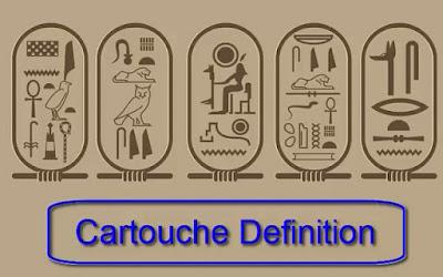 Cartouche Definition
