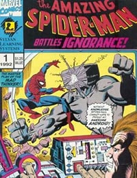 The Amazing Spider-Man Battles Ignorance!