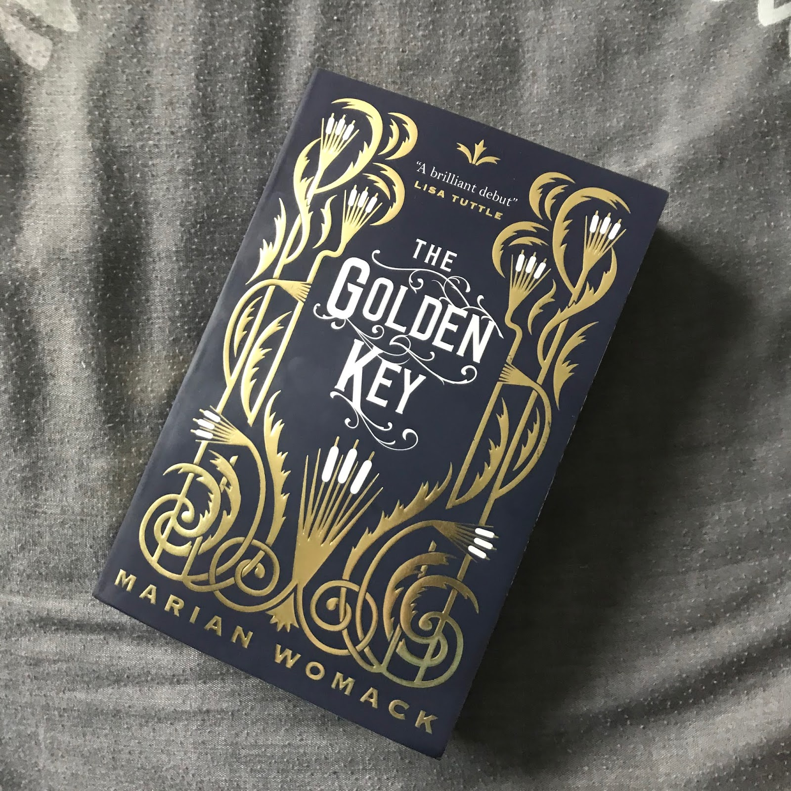 The Golden Key by Marian Womack